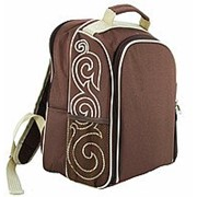 Пикник-рюкзак на две персоны фото