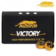 Наклейка для кия Predator Victory ø13мм Hard 2шт фото