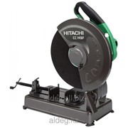 Отрезная пила по стали Hitachi CC14SFNS фото