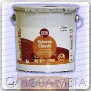 Деревозащитное средство на основе растворителя Kolorex Classic Vivacolor 2,7 л фото