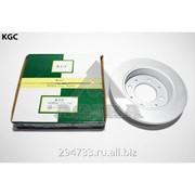 Диск заднего тормоза KGC, кросс_номер 584112F100 фото