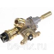 Кран газовый для газовой плиты 41/100 Copreci (мультигаз) Indesit C00080999. Оригинал фото