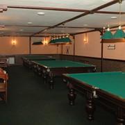 Столы бильярдные Эксклюзивная мебель для ресторанов, баров и кафе фото