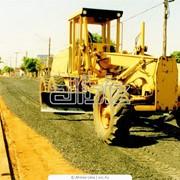 Строительство дорог с применением ферментных препаратов фото