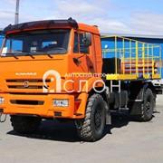 Установка для цементирования и кислотной обработки скважин на шасси КАМАЗ 43502-66(D5) фото