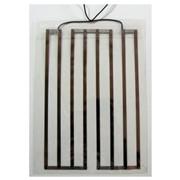 Інфрачеровний нагрівальний елемент, 28х20 см(18 Вт) фото