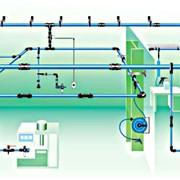 Трубы и трубопроводные системы. фото