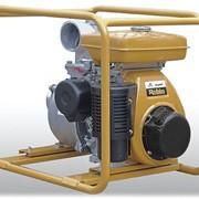 Мотопомпа бензиновая для сильнозагрязненных жидкостей PTG405T фото