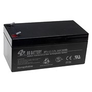 Аккумулятор BB Battery BP 3-12 фото