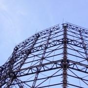 Порезка и демонтаж металлоконструкций и старого оборудования в Украине фото