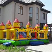 Батут в аренду в Алматы фото