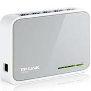 Коммутатор Ethernet 5 портов 10-100 Мбит*с TP-link SF1005 фото