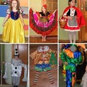Прокат и пошив раздничных детских костюмов фото