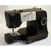 Электромеханическая швейная машина TOYOTA SUPER Jeans 15 (черная) фото
