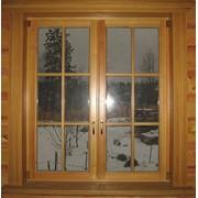 Окна для дачи, окна экологические фото