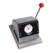 Высечка для значков d=58 мм фото