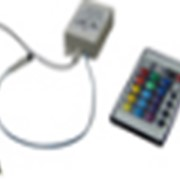Контроллер с пультом ДУ, 20 программ фото