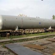 Отстойник для нефти фото