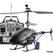 """Радиоуправляемый вертолет""""Black eagle с камерой наблюдения фото"""