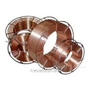 Проволока металопорошковая Roboweld фото