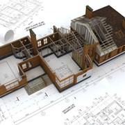 Эскизный проект жилого дома фото