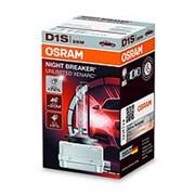 Лампа ксеноновая Osram Night Breaker Unlimited +70% D1S 85V 35W PK32d-2 66140XNB фото