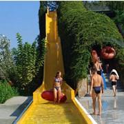 Водных аттракционов и бассейнов. фото