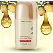 Ультра-увлажняющий крем для лица Tony Moly Floria Nutra Energy 100 hours cream фото