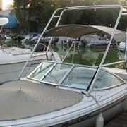 Стоянка для яхты, катера фото