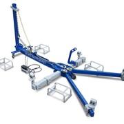 Стенды для восстановления геометрии кузова Стапель BAS7 фото