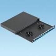 Патч-панель, 0-0336526-1, AMP, до 24 портов (не включая мод. гнезда) фото
