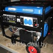 Бензогенератор электростанция TSS SGG 6500 EH фото