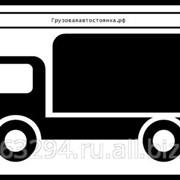 Стоянка грузовиков в санкт-петербурге фото