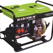 Генераторы дизельные серии DJ 8000 DG-ME фото