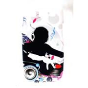 Чехол-накладка DJ Print для Samsung Galaxy S3 i9300/i9300i Duos