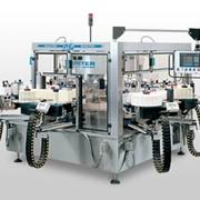 Роторный этикетировочный автомат Master фото