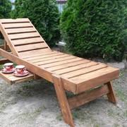 Шехлонг деревянный фото
