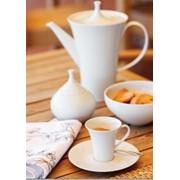 Посуда для кофе фарфороваяя. фото