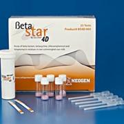 Одношаговый экспресс-тест Beta Star 4D (250 тестов) фото