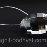 Декоративный магнит подхват для тюлей и штор № 34-103 фото