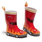 Резиновые сапоги Kidorable Пожарный фото