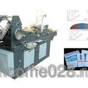Автоматическая машина для изготовления самозапечатывающегося конверта ZF128A фото