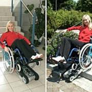 Noname Лестничное гусеничное подъемное устройство для инвалидов Stairmax в комплекте с адаптированной коляской фото