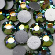 Стразы ДМС+ HF. Bl Diamond AB. Размер ss16 (4mm). Горячая фиксация. (100шт) фото