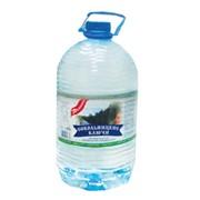 Артезианская вода питьевая негазированная Сокольницкие ключи, 5л фото