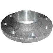 Фланец стальной воротниковый Ру25 Ду350 ГОСТ 12821-80 сталь 20 исп.1 фото