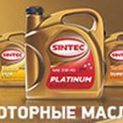 Масло SINTEC MOTO 2T 1л п/синт. фото