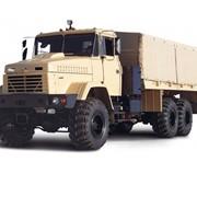 Бортовой армейский автомобиль КрАЗ-6322 Солдат фото