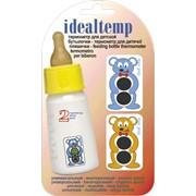 Термометр жидкокристаллический для детской бутылочки 3904 фото