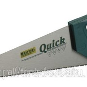 Ножовка Kraftool QUICK закал универс зуб U-RS, 1-комп рукоятка, 7/8TPI, 450мм Код: 15004-45 фото